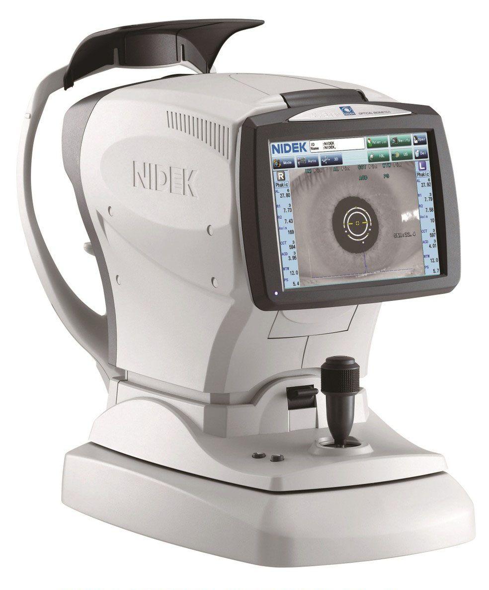 biometria ottica